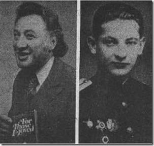 Martin Gray Militaire