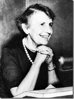 Anna Freud Psychanalyste