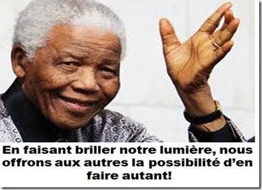 Mandela spirit