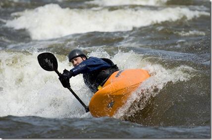 Au bout du chemin-kayak-Robble