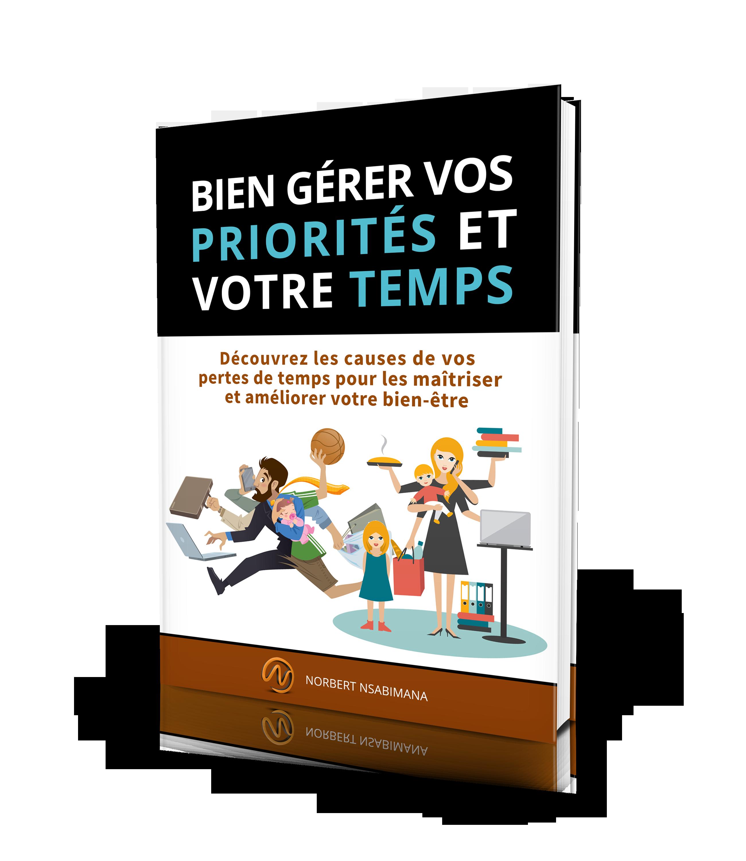 e-book gestion du temps et priorités