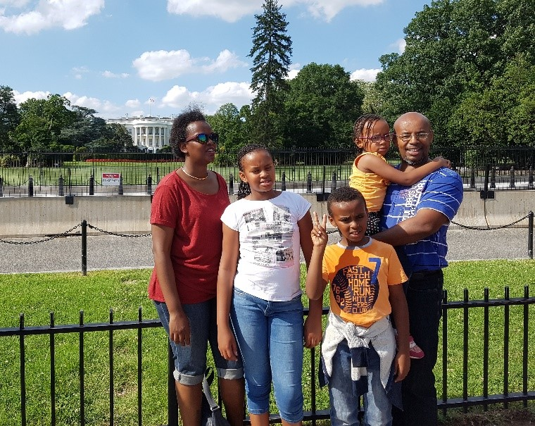 Famille Nsabimana
